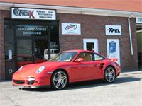 Porsche 997 Turbo with Xpel Ultimate Paint Protection film